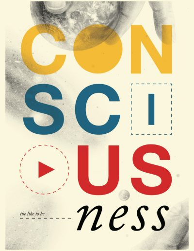 Conscious Poster by David Wennemar
