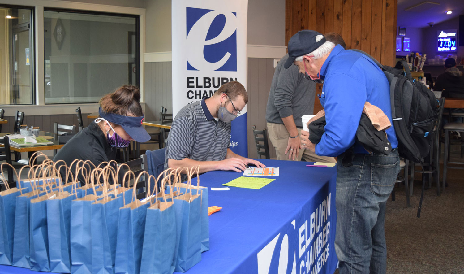 Elburn Chamber Golf Outing Event