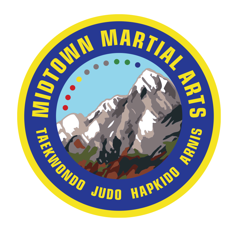 Midtown Martial Arts Patch by Wennemar Design