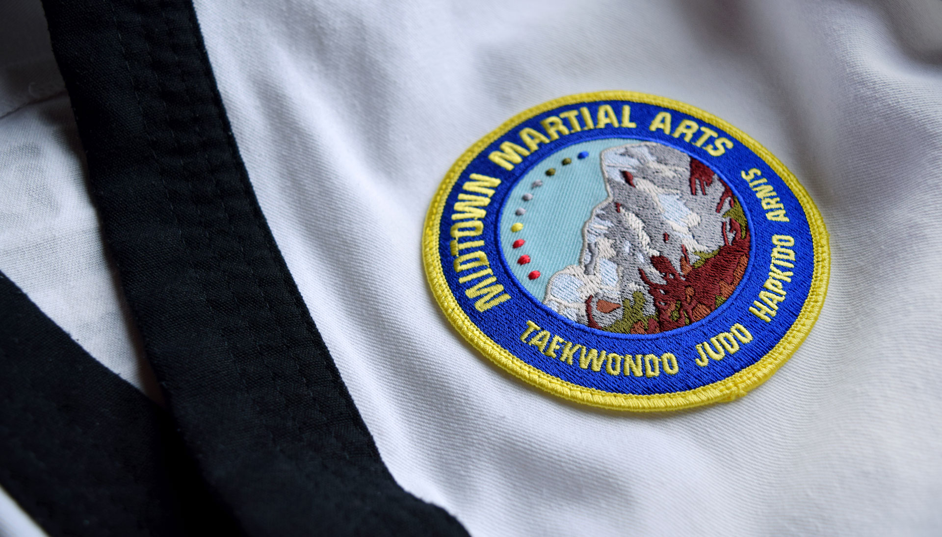 Midtown Martial Arts Patch