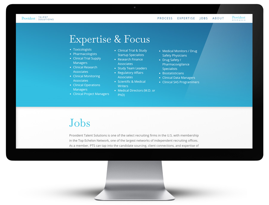 Impact Accounting Staffing Solutions Website Exclamation Communications Inc